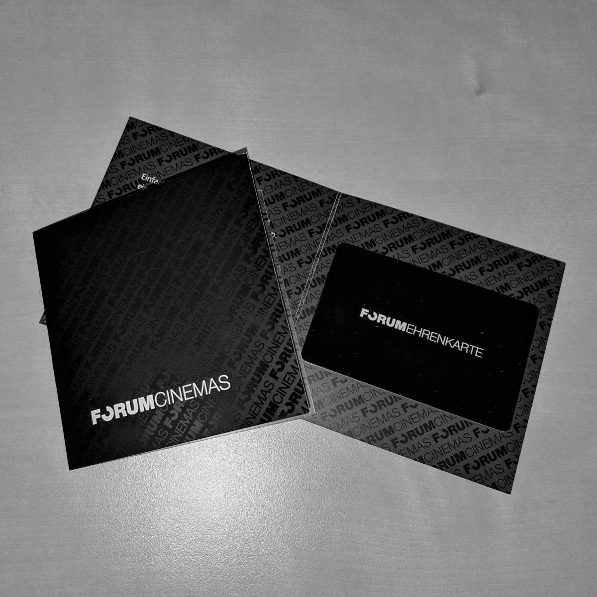 Ehrenkarten für's FORUM CINEMAS Rastatt zu gewinnen