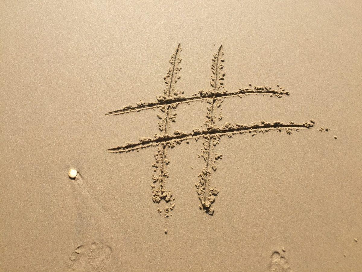 Drei #hashtags für's Barcamp